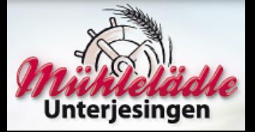 Mühlelädle Unterjesingen Logo